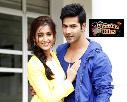 Varun Dhawan and Ileana Dcruz in Main Tera Hero-showbizbites-01