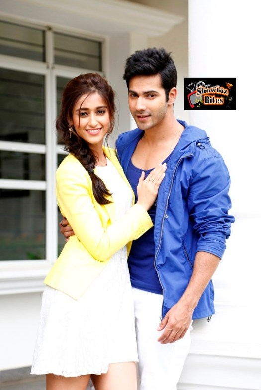 Varun Dhawan and Ileana Dcruz in Main Tera Hero-showbizbites