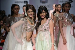 Photos: Ileana D' Cruz Steals Lakme Fashion Week