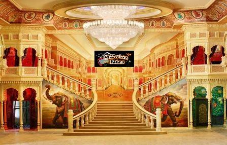 Bhoothnath Returns Palace