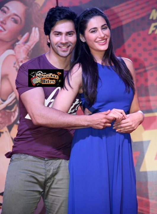 varun dhawan and nargis fakri-showbizbites