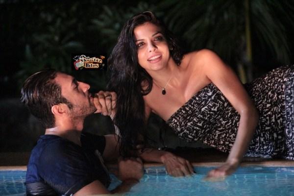 Ishq Click-Adhyayan Suman and Sara loren-showbizbites