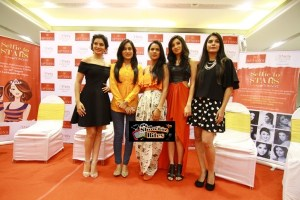 Photos: TV Actresses Buy Clothes at Options Fashion Mall