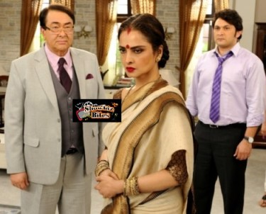 Rekha in and as Super Nani-showbizbites