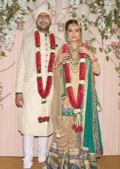 dia mirza wedding-showbizbites