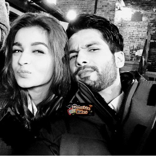 shahid-alia selfie