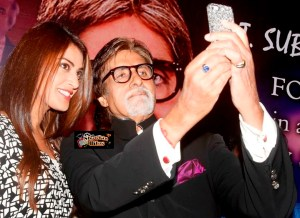 PIX: Amitabh Bachchan Awarded the 2nd Yash Chopra National Memorial Award