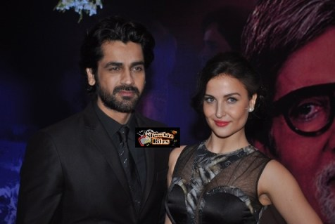 Arjan Bajwa and  Elli Avram