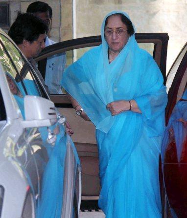 shammi kapoor's wife