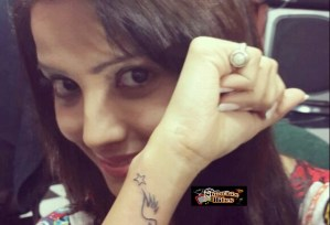 PIX: Adaa Khan's Much in Talks Tattoo, Check Out