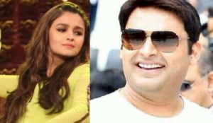 EXCLUSIVE NEWS: Alia Bhatt to Get Married with Kapil Sharma