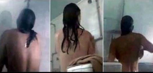 hansika motwani bathing video-04