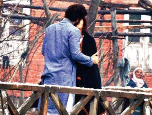 Where's Ranbir? Katrina Kaif and Aditya Roy Kapoor Passionately Lock Lips