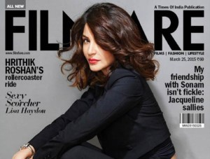PIX: Anushka Sharma Looks Chic 'n' Hot on Filmfare Cover, Confirms She's Dating Virat