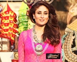 REVEALED: Kareena Kapoor's Stunning and Hot Look in Gabbar is Back