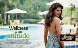 PHOTOS: Nargis Fakhri Looks Somkey Damn Hot on AsiaSpa's Cover