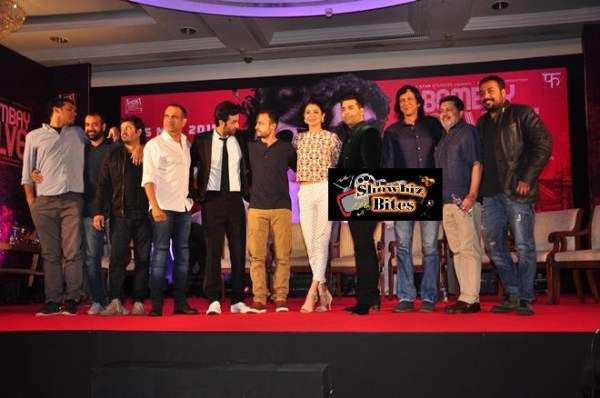Bombay Velvet Trailer Launch-07
