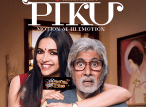 Deepika Padukone Hugs Amitabh Bachchan and He Gets Shocked