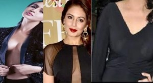 PHOTOS: Huma Qureshi GOES WILD Showing Assets and Heavy Skin Display