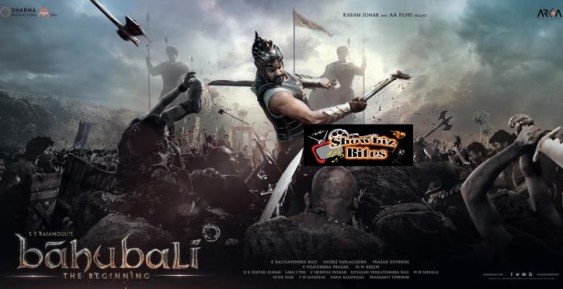Bahubali Flagship Poster