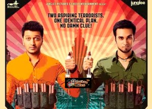 Pulkit Samrat's Cool Quirky Look in Bangistan REVEALED