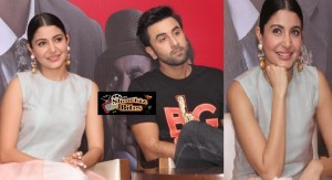 PIX: Ranbir Kapoor and Anushka Sharma Promote Bombay Velvet in Delhi