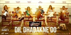 Pix: Eye Candy Posters of Dil Dhadakne Do
