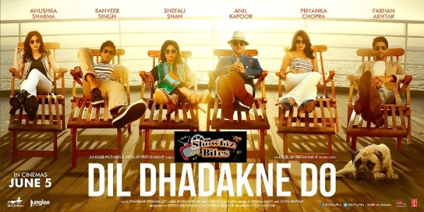 Dil Dhadakne Do Poster-02