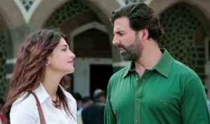 Gabbar is Back Opens BOMBASTICALLY SUPERB
