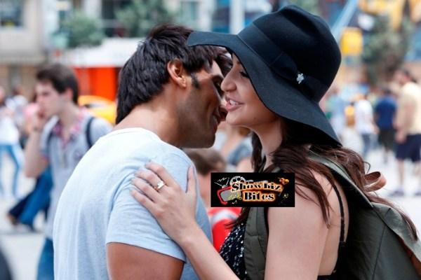 Hot Kiss Scene in Dil Dhakane Do-01