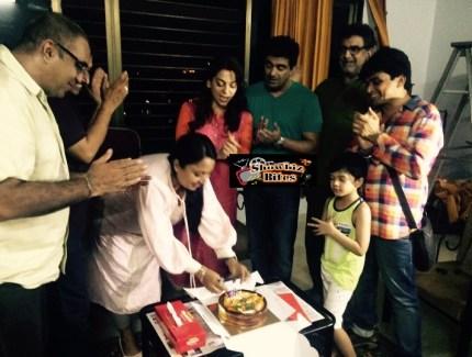Juhi Chawala Celebrates Shabina Khan's Birthday