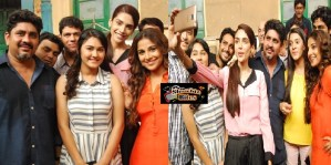 PHOTOS: Hot n Spicy Vidya Balan Sizzles on Tere Sheher Mein TV Show