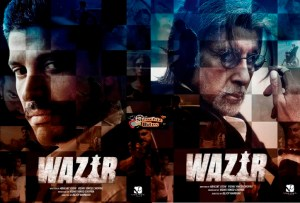 PHOTOS: Wazir Posters Now OUT