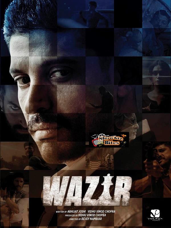 Wazir poster