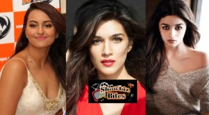 Why Bollywood Young Leading Actresses Are Passionate for Singing?