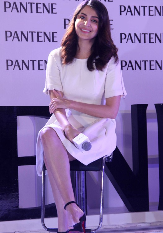 anushka sharma at pantene product launch-03
