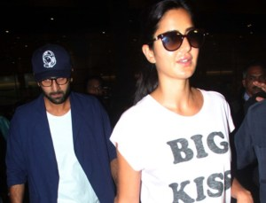 PHOTOS: Ranbir Kapoor Katrina Kaif Enjoy BIG KISS in Prague