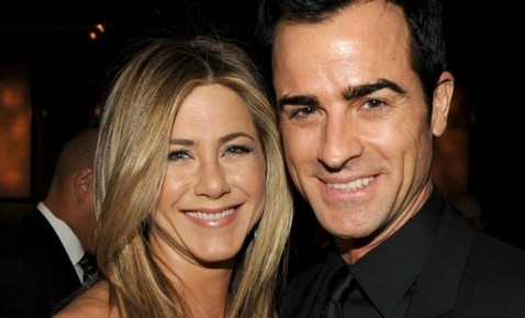 Jennifer Aniston-Justin Theroux Marriage