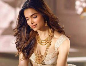 PIX: Deepika Padukone Looks Damn Gorgeous in Jewelry Photoshoot