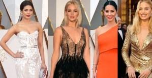 PIX: 10 Best Dressed Celebrities at the Oscars 2016 – Priyanka Chopra Steals the Show