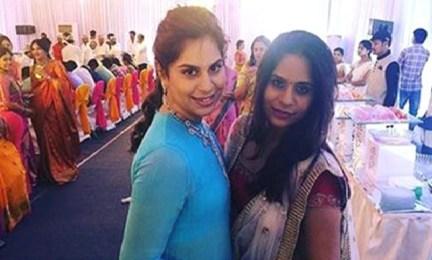 sreeja chiranjeevi marriage pictures