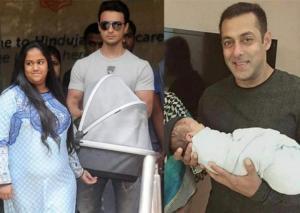 Salman Khan Gifts a Luxurious BMW to His Newly Born Nephew 'Ahil'