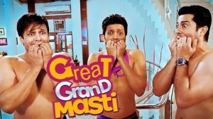 Great Grand Masti to Hit Screens on 22nd July 2016