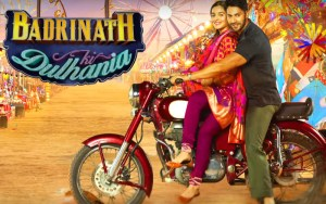 Badrinath Ki  Dulhania First Look Out