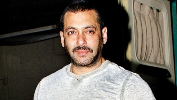 Salman Khan's hair transplant