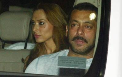 Salman Khan Lulia Vantur marriage