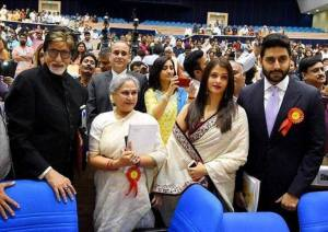 Amitabh Wins National Awards and Abhishek Bachchan Celebrates in a Unique Style