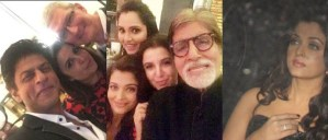 PIX: Bollywood Bigwigs Attend Shah Rukh Khan's Party for Apple CEO Tim Cook at Mannat