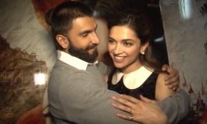 Deepika Padukone Secretly Meets Ranveer Singh in Paris