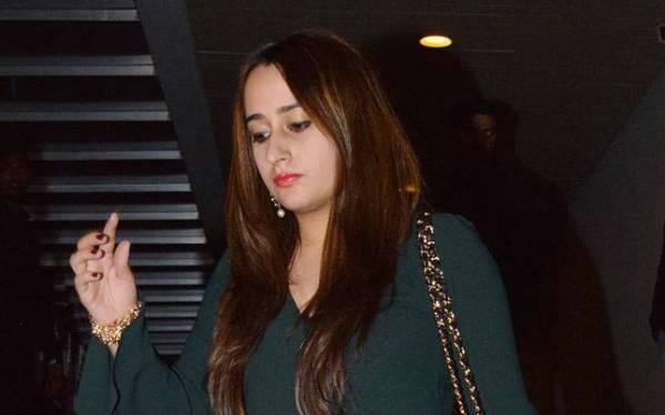 Varun Dhawan's girlfriend Natasha Dalal